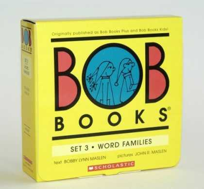 Bestsellers (2006) - Bob Books Set 3- Word Families by Bobby Lynn Maslen