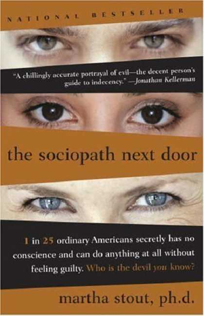Bestsellers (2006) - The Sociopath Next Door by Martha Stout