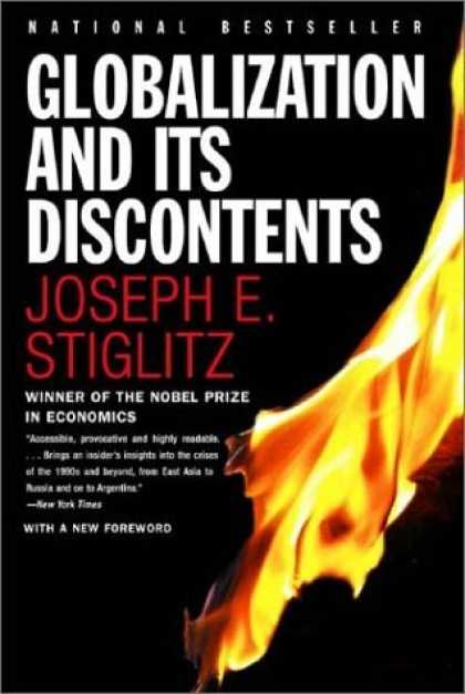 Bestsellers (2006) - Globalization and Its Discontents by Joseph E. Stiglitz