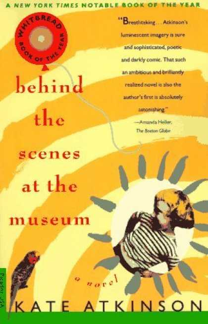 Bestsellers (2006) - Behind the Scenes at the Museum: A Novel by Kate Atkinson