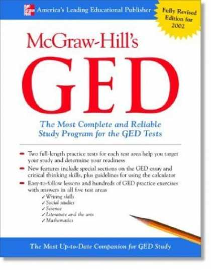 Bestsellers (2006) - McGraw-Hill's GED : The Most Complete and Reliable Study Program for the GED Tes