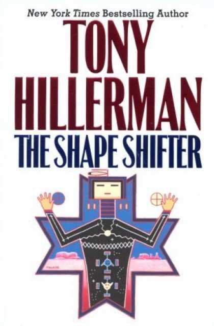 Bestsellers (2006) - The Shape Shifter (Joe Leaphorn/Jim Chee Novels) by Tony Hillerman
