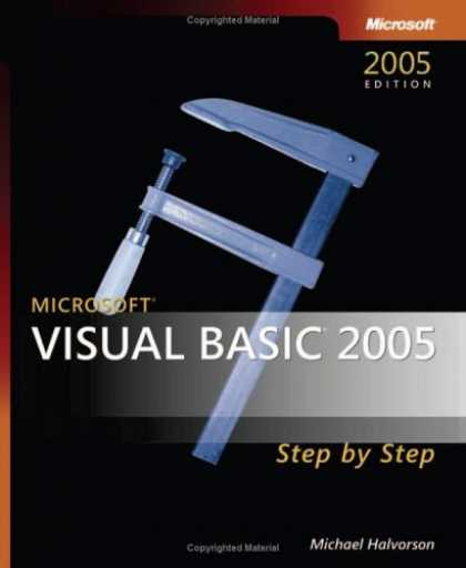 Bestsellers (2006) - Microsoft Visual Basic 2005 Step by Step (Step By Step (Microsoft)) by Michael