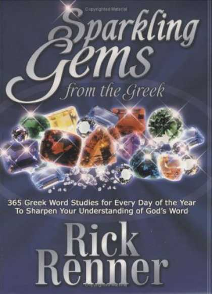 Bestsellers (2006) - Sparkling Gems From The Greek: 365 Greek Word Studies For Every Day Of The Year