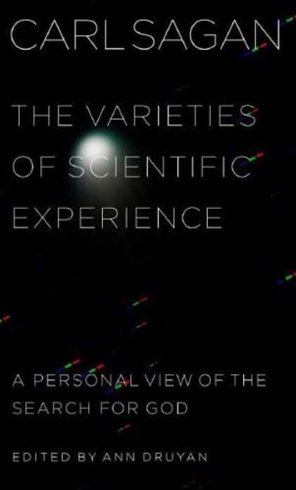 Bestsellers (2006) - The Varieties of Scientific Experience: A Personal View of the Search for God by