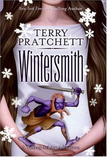 Bestsellers (2006) - Wintersmith by Terry Pratchett