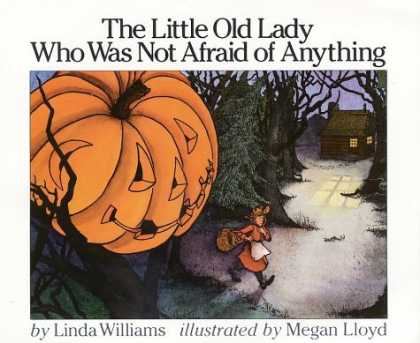 Bestsellers (2006) - The Little Old Lady Who Was Not Afraid of Anything by Linda Williams