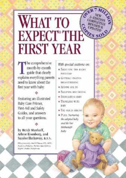 Bestsellers (2006) - What to Expect the First Year, Second Ed by Heidi Murkoff