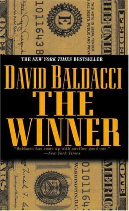 Bestsellers (2006) - The Winner by David Baldacci