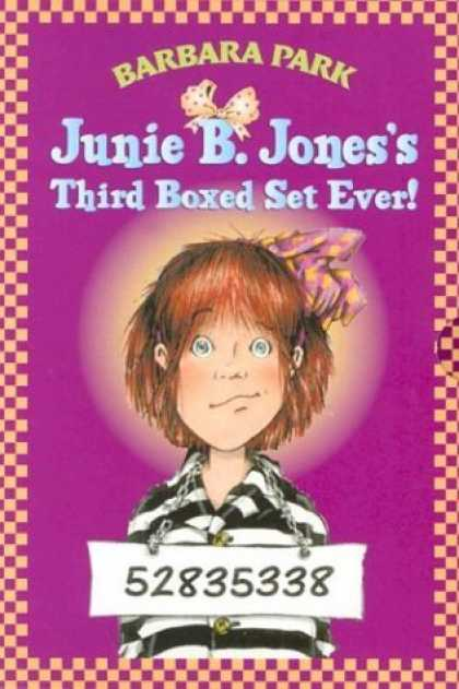 Bestsellers (2006) - Junie B. Jones's Third Boxed Set Ever! (Books 9-12) by Barbara Park