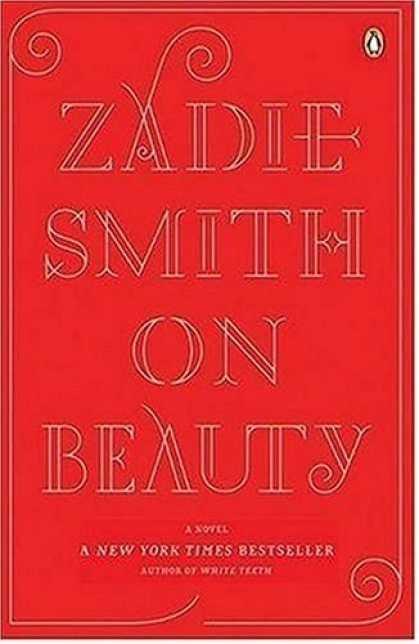 Bestsellers (2006) - On Beauty by Zadie Smith