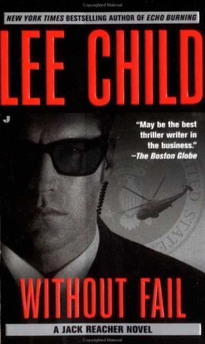 Bestsellers (2006) - Without Fail by Lee Child