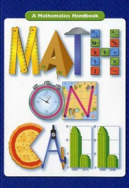 Bestsellers (2006) - Math on Call: A Mathematics Handbook by