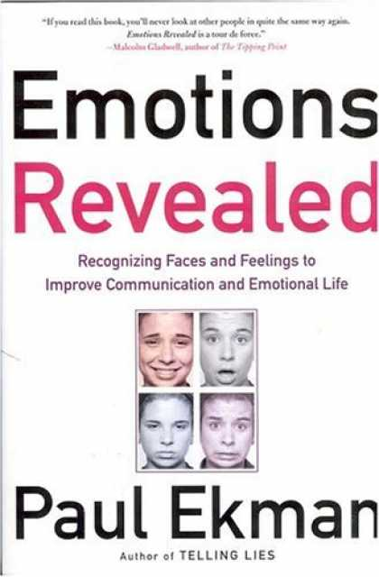 Bestsellers (2006) - Emotions Revealed: Recognizing Faces and Feelings to Improve Communication and E