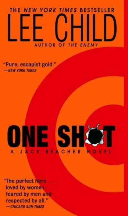 Bestsellers (2006) - One Shot (Jack Reacher) by Lee Child