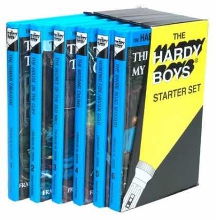 Bestsellers (2006) - Hardy Boys Boxed Set 1-6 by Franklin W. Dixon