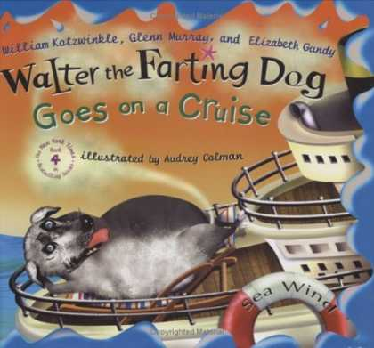 Bestsellers (2006) - Walter the Farting Dog Goes on a Cruise by William Kotzwinkle