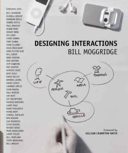 Bestsellers (2006) - Designing Interactions by Bill Moggridge