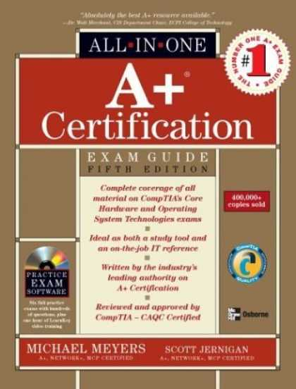 Bestsellers (2006) - A+ Certification All-in-One Exam Guide by Michael Meyers