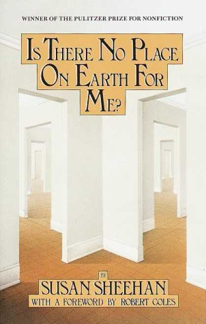 Bestsellers (2006) - Is There No Place on Earth for Me? by Susan Sheehan