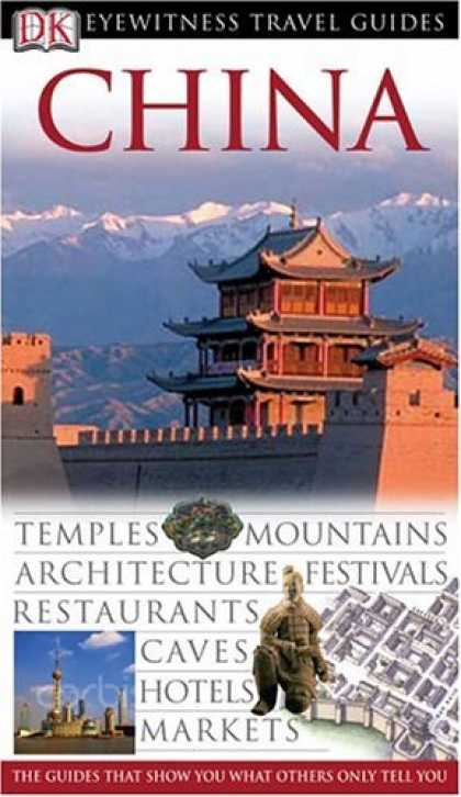Bestsellers (2006) - China (Eyewitness Travel Guides) by DK Publishing