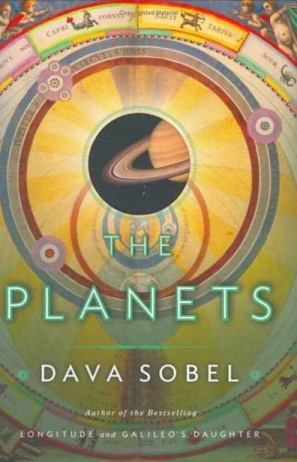 Bestsellers (2006) - The Planets by Dava Sobel
