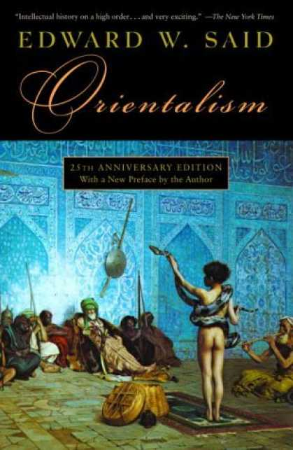 Bestsellers (2006) - Orientalism by Edward W. Said