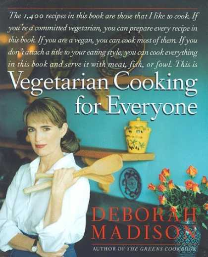 Bestsellers (2006) - Vegetarian Cooking for Everyone by Deborah Madison