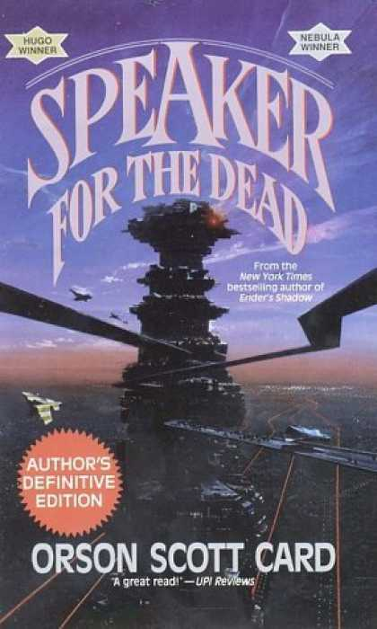 Bestsellers (2006) - Speaker for the Dead (Ender, Book 2) by Orson Scott Card