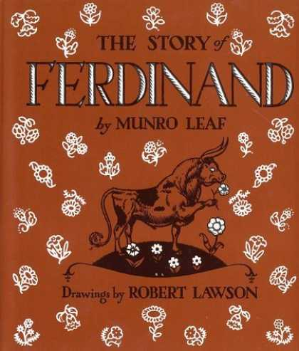 Bestsellers (2006) - The Story of Ferdinand by Munro Leaf