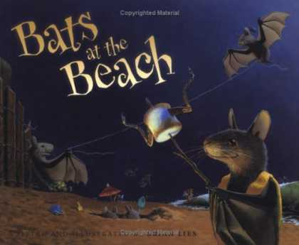 Bestsellers (2006) - Bats at the Beach by Brian Lies