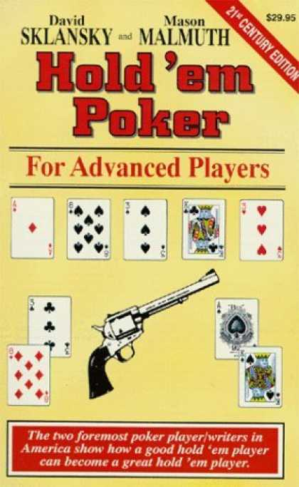Bestsellers (2006) - Hold'Em Poker for Advanced Players (Advance Player) by David Sklansky