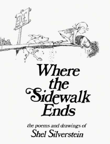 Bestsellers (2006) - Where the Sidewalk Ends: Poems and Drawings by
