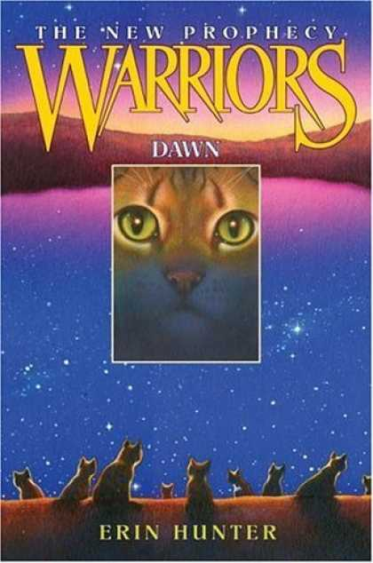 Bestsellers (2006) - Warriors: The New Prophecy #3: Dawn (Warriors: The New Prophecy) by Erin Hunter