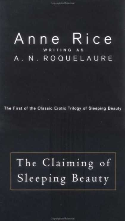 Bestsellers (2006) - The Claiming of Sleeping Beauty by A. N. Roquelaure