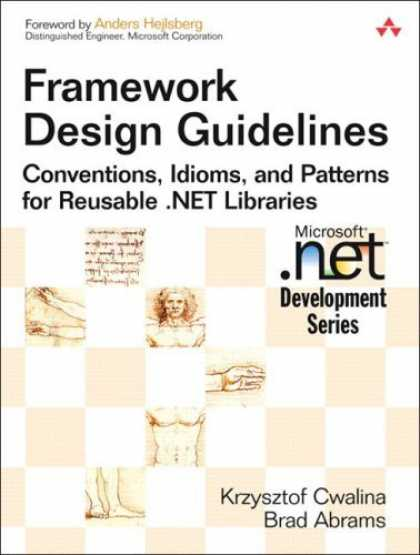 Bestsellers (2006) - Framework Design Guidelines: Conventions, Idioms, and Patterns for Reusable .NET