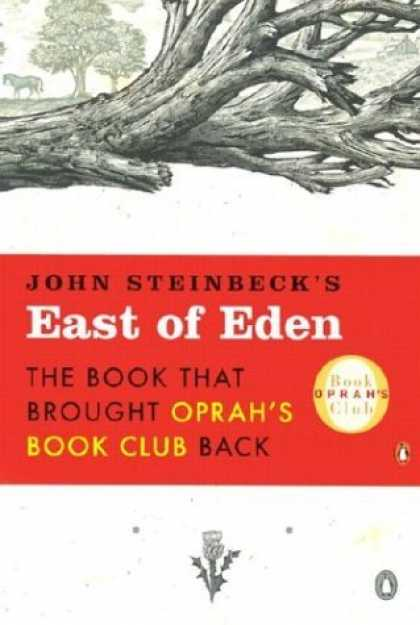 Bestsellers (2006) - East of Eden (Oprah's Book Club) by John Steinbeck