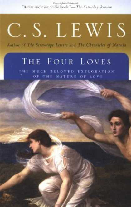 Bestsellers (2006) - The Four Loves by C.S. Lewis