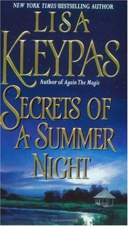 Bestsellers (2006) - Secrets of a Summer Night (Wallflower Quartet) by Lisa Kleypas