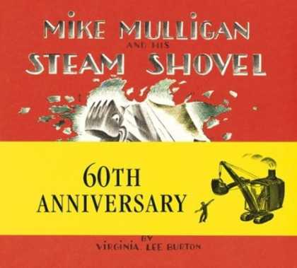 Bestsellers (2006) - Mike Mulligan and His Steam Shovel (Sandpiper books) by Virginia Lee Burton