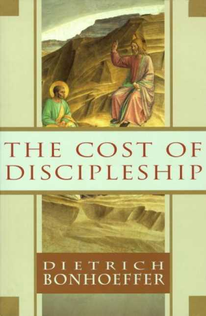Bestsellers (2006) - The Cost of Discipleship by Dietrich Bonhoeffer
