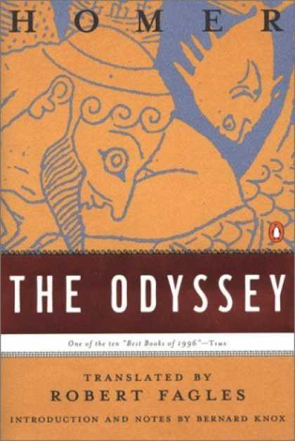 Bestsellers (2006) - The Odyssey by Homer