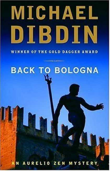 Bestsellers (2006) - Back to Bologna by Michael Dibdin