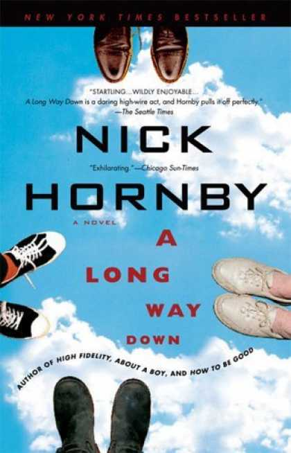 Bestsellers (2006) - A Long Way Down by Nick Hornby