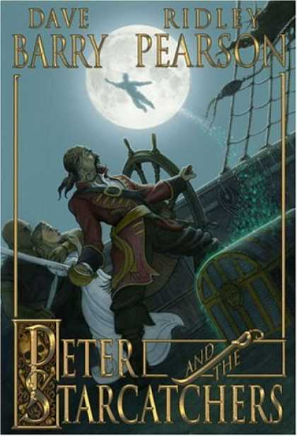 Bestsellers (2006) - Peter and the Starcatchers by Dave Barry