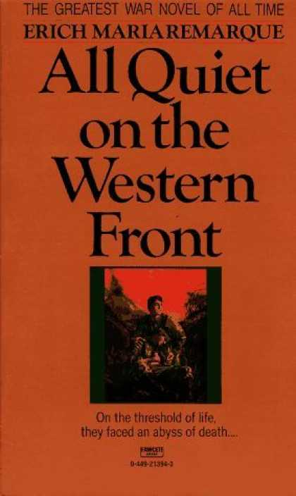 Bestsellers (2006) - All Quiet on the Western Front by Erich Maria Remarque
