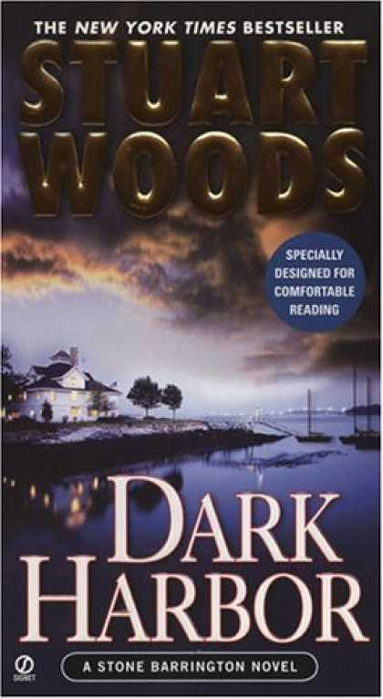 Bestsellers (2006) - Dark Harbor (Stone Barrington Novels (Paperback)) by Stuart Woods