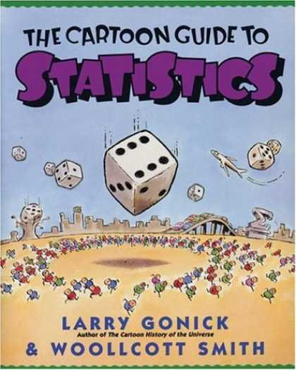 Bestsellers (2006) - Cartoon Guide to Statistics by Larry Gonick