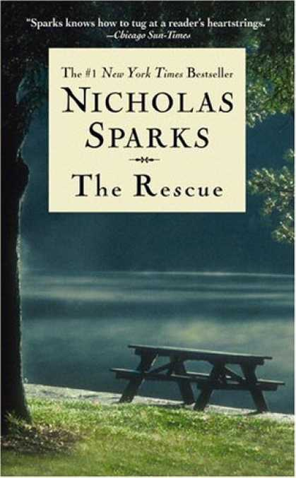 Bestsellers (2006) - The Rescue by Nicholas Sparks
