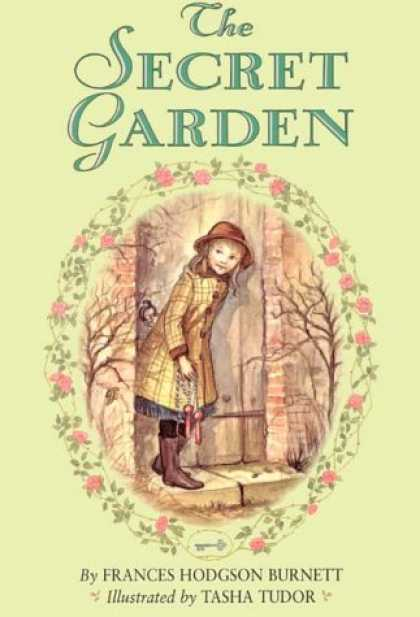 Bestsellers (2006) - The Secret Garden by Frances Hodgson Burnett
